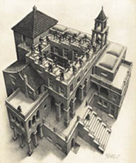 Escher Illustration